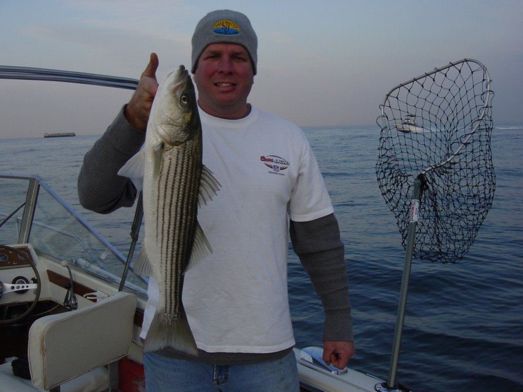 Barnegat Fishing Striper