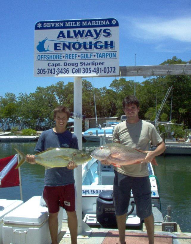 Florida Keys Deap Sea Fish