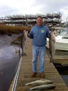 Hunter 2 Fall Stripers