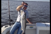 HALLIE LOREN Stripers Raritan Bay
