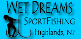 wetdreams fishing logo