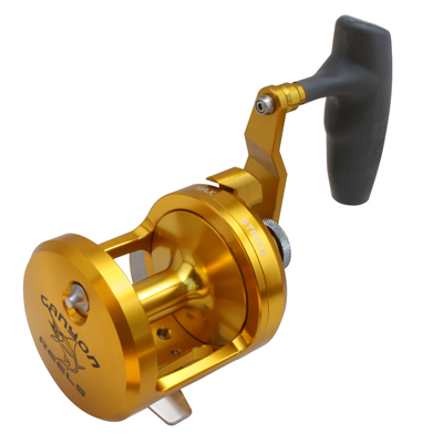 The new canyon reels hs 18 high speed jigging reel nj for Nj saltwater fishing registry